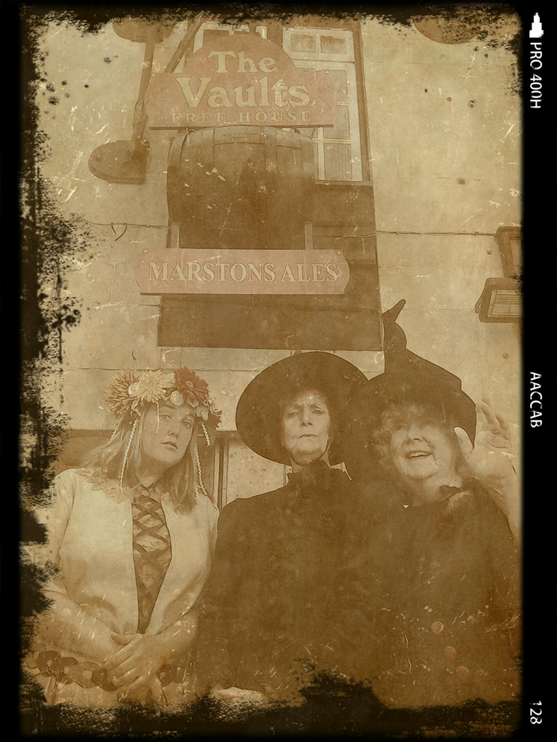 Uppingham Theatre Company's Wyrd Sisters